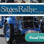 Sitges Vintage Rally Rallye
