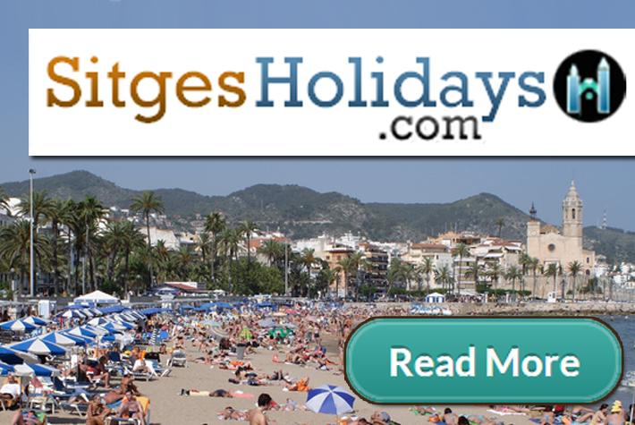 sitges holidays