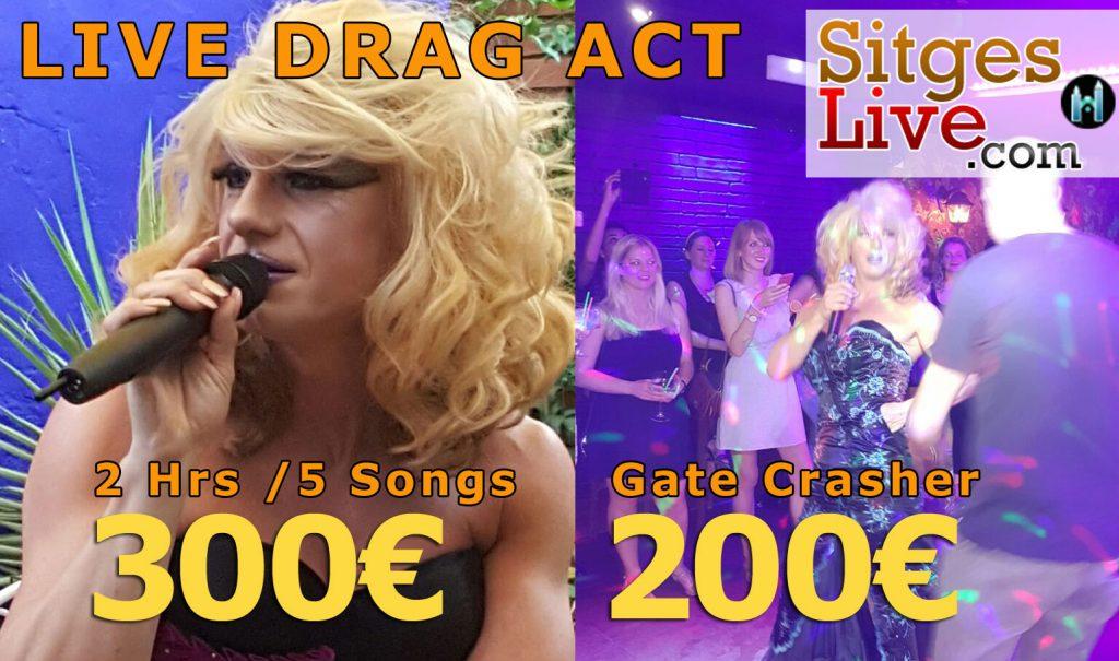 drag queen cabaret show sitges barcelona
