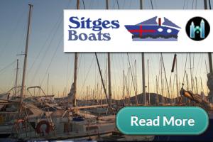 Sitges Boats Barcos Vaixells