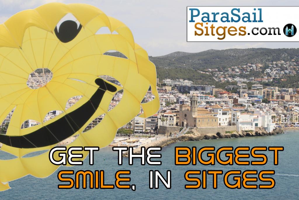parasail parasailing sitges